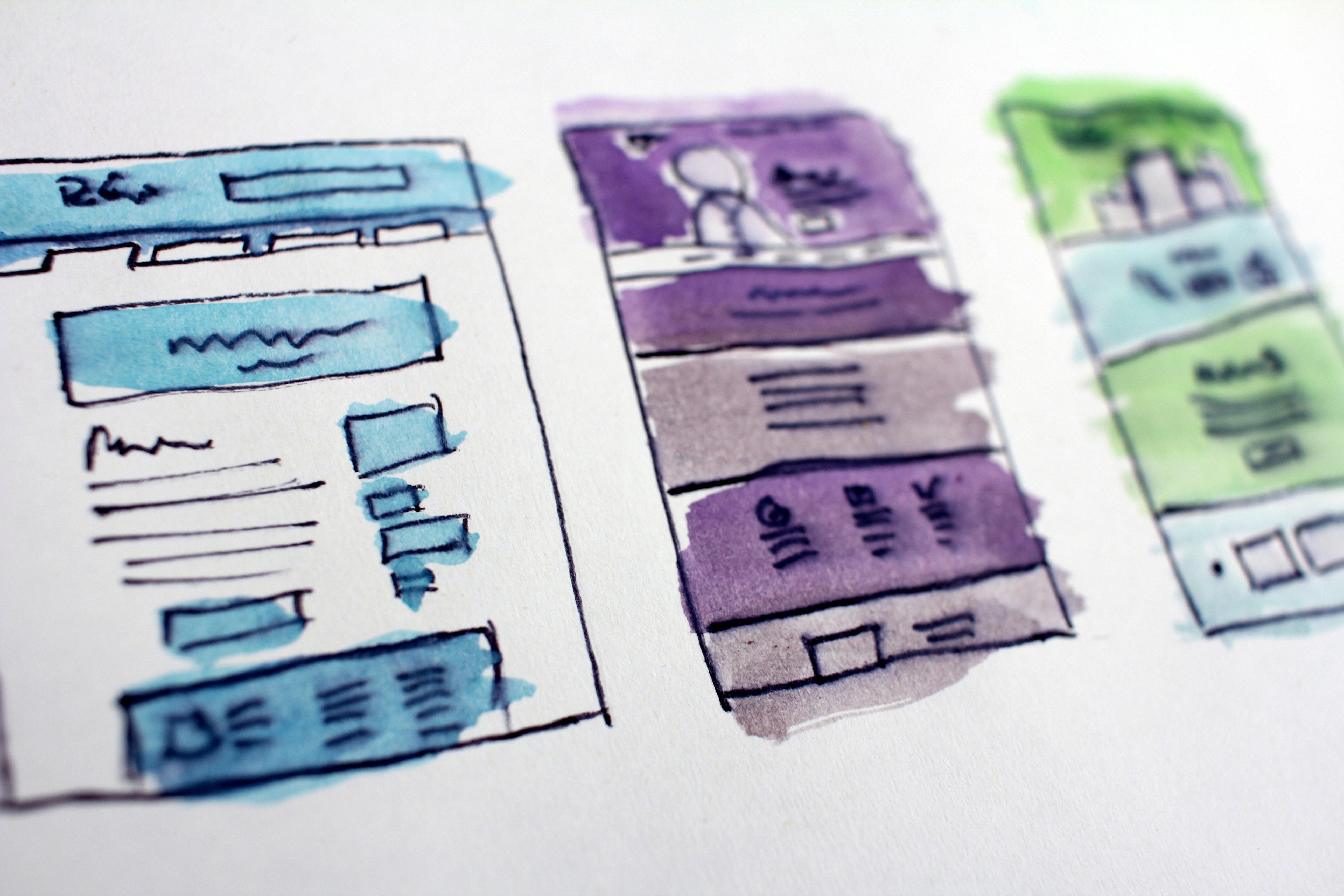 imagine sugestivă pagina servicii creare pagini web
